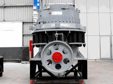 Used Second Hand Cone Crusher In Nigeria
